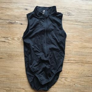 Motionwear Zip Up Leotard